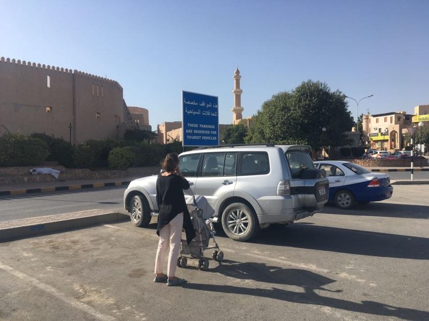 Reisen mit Kind im Oman