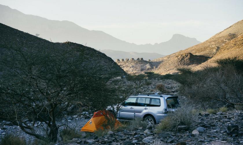 Bienenkorbgräber, Reisen im Oman