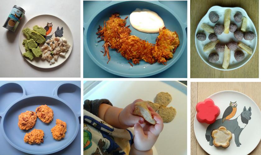 Kein Talent für Fingerfood? Diese BLW-Rezepte funktionieren trotz nervösen Eltern und kaufaulenBabys