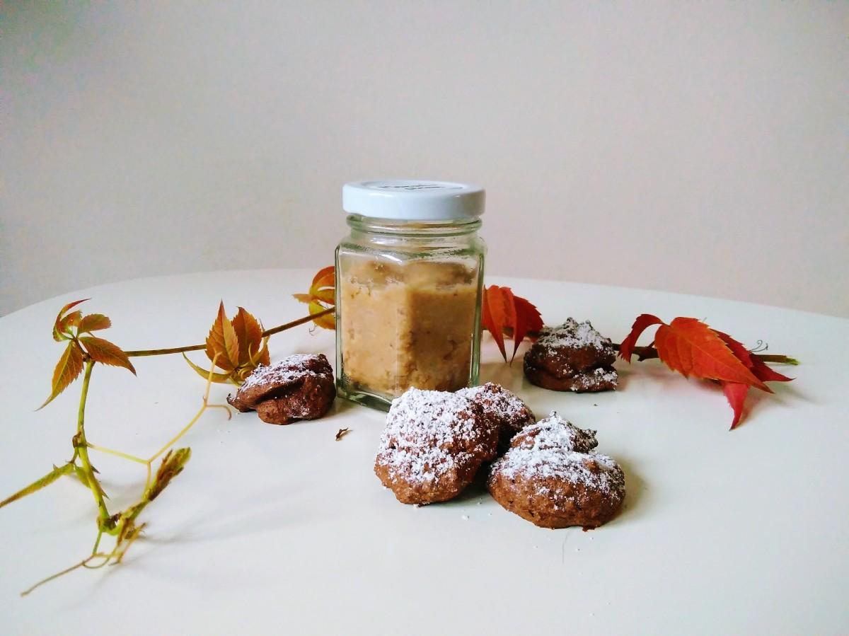 Mus aus Esskastanien, Maronikekse ohne Zucker