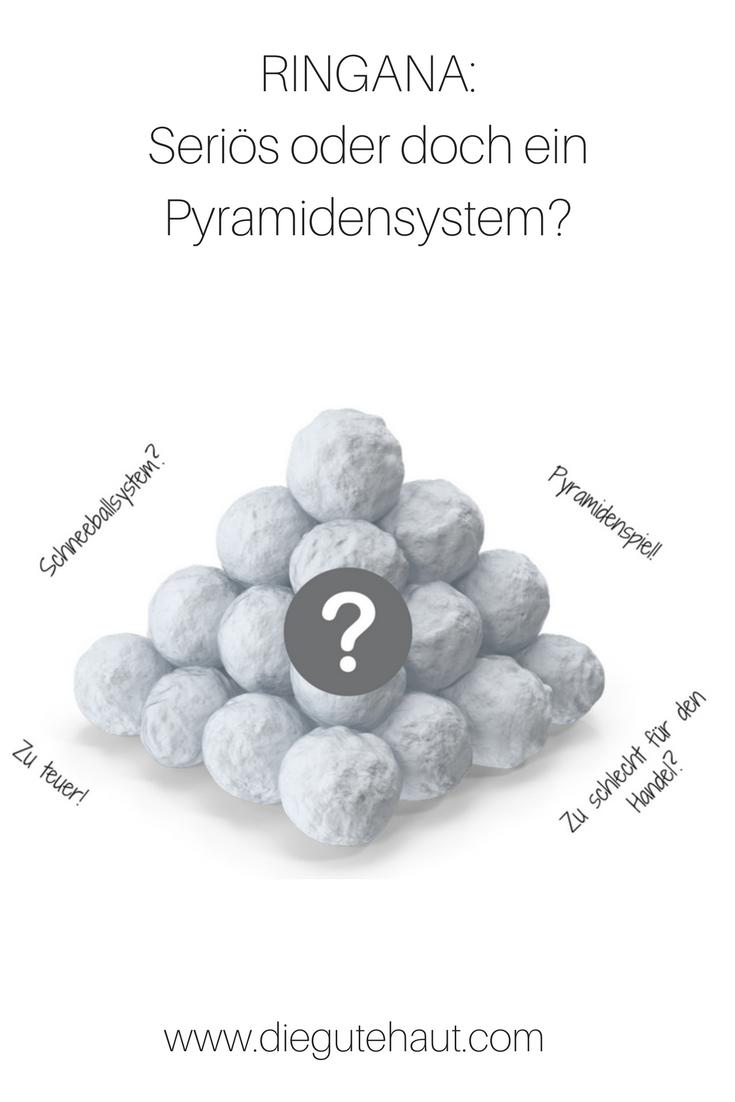 Naturkosmetik-Netzwerk: ein Schneeballsystem?